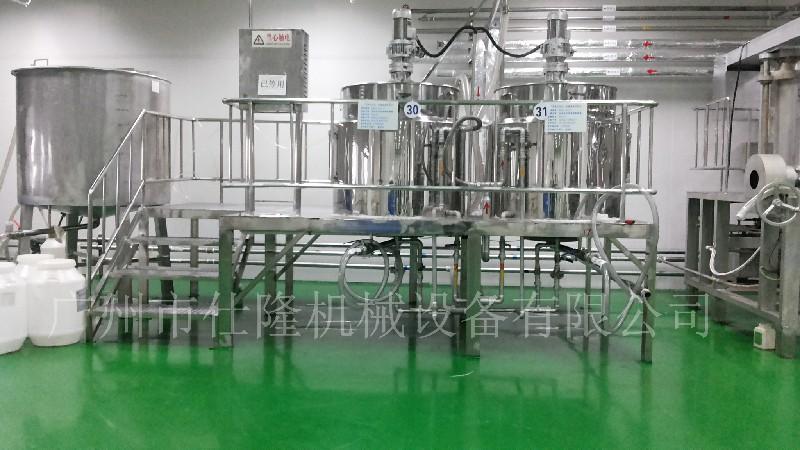 混合不锈钢搅拌罐厂家