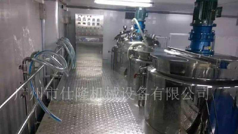 染料均质搅拌罐设备