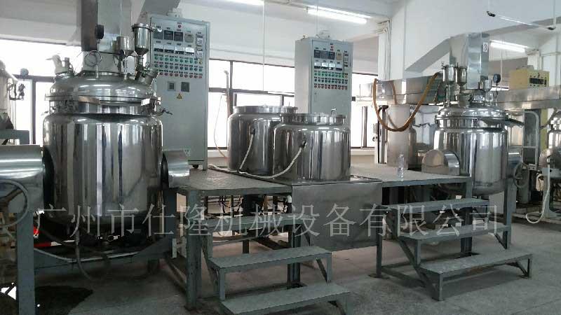 糖浆高速剪切乳化机设备