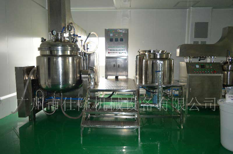 加热实验乳化机