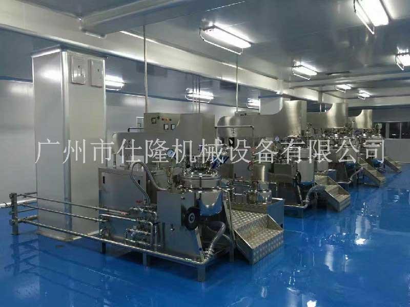 洗衣液混合乳化机设备