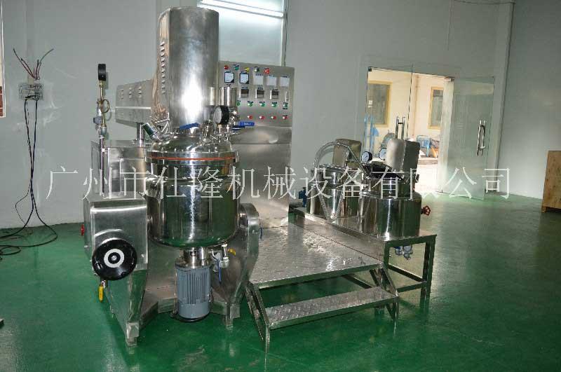 化学品剪切分散乳化机机组